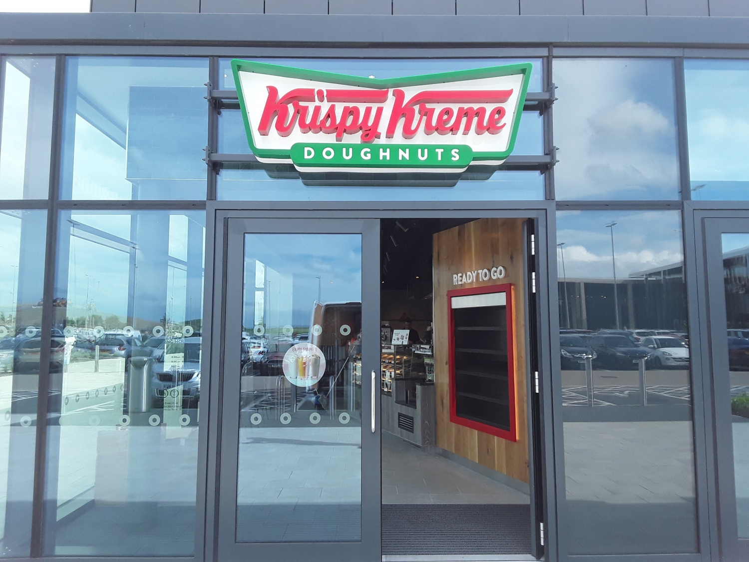 Krispy Kreme - nationwide