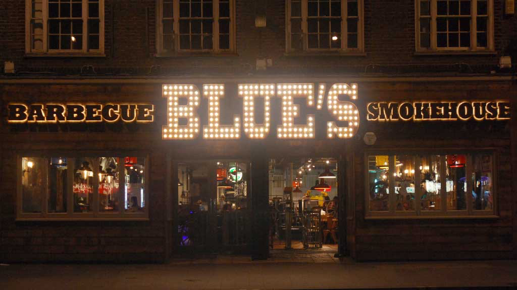 Blue's Smokehouse – Slough