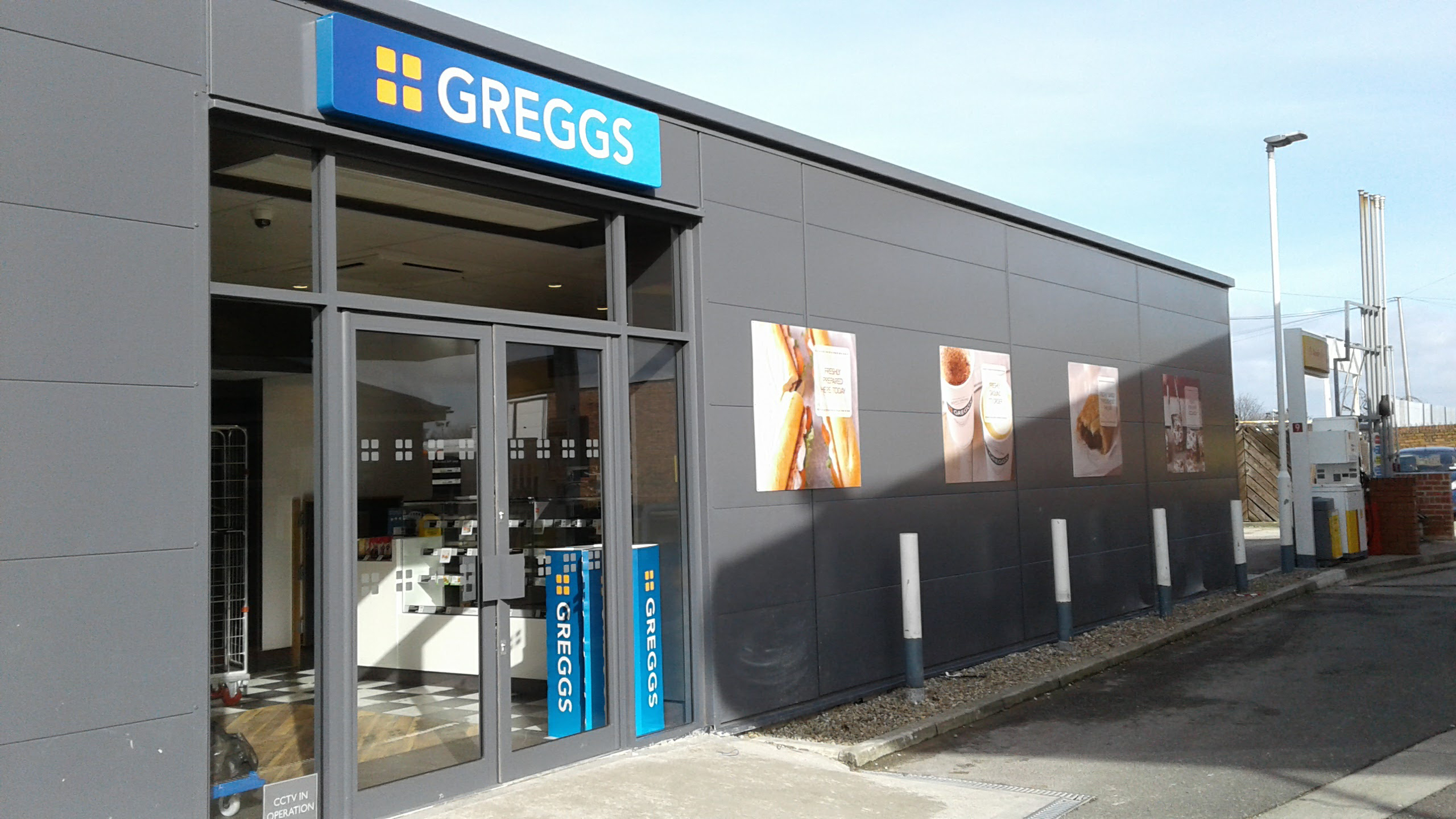 Greggs - Car Wash Conversions