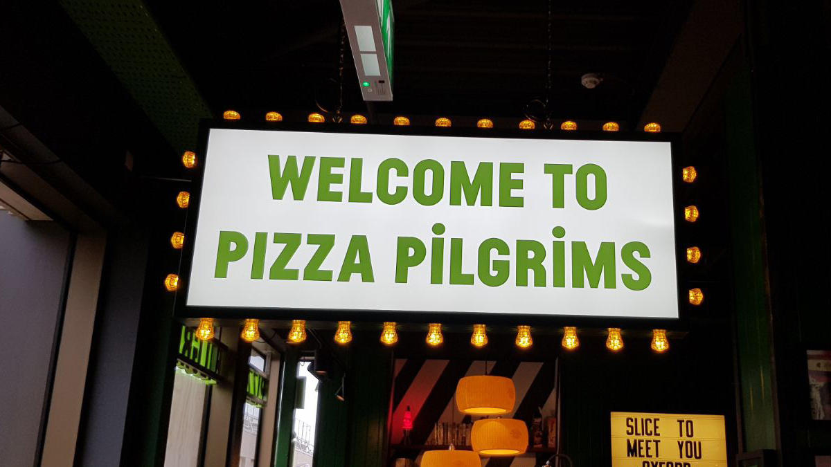 Pizza Pilgrims - Oxford
